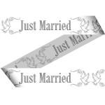 1020016_21076 Markeerlint Just Married 15 mtr