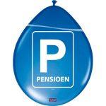 Pensioen en werk