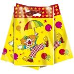 3090055_435030 clown uitdeelzakjes 6 st
