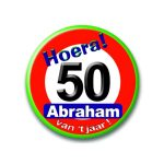 90 - Abraham - verkeersbord-396x456