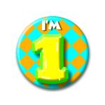 Button I'm 1