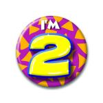 Button I'm 2