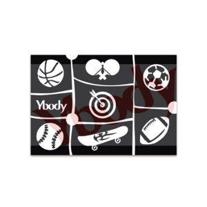 Ybody sjabloon sports