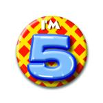 Button I'm 5