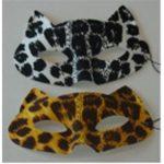 Oogmasker luipaard