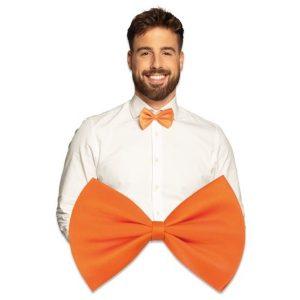 Vlinderdas Oranje