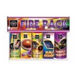 Vuurwerk Fire pack pakket