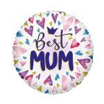 Folieballon Best mum