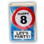 Happy age kaart 8