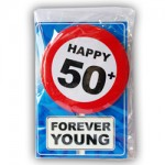 Happy age kaart 50+