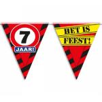 Partyvlaggen 7 jaar