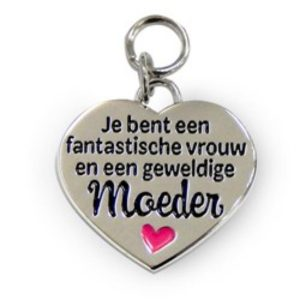 Charm for you moeder