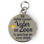 Charm for you vader en zoon