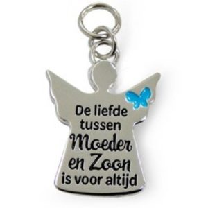 Charm for you moeder-zoon