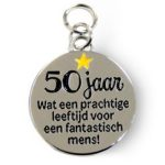 Charm for you 50 jaar