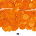 Confetti luxe oranje