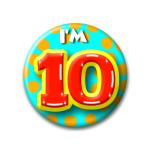 Button I'm 10