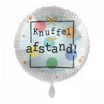 Folieballon Knuffel op afstand