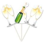 1020002_21032 Prikkers champagneflessen 10 st