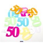Tafelconfetti 50 XXL