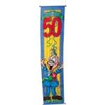 1040030_08757 Banner Abraham 40x 180 cm Stripes