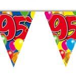Vlaggenlijn 10 meter Balloons 95