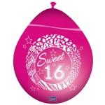 Folatex ballonnen sweet