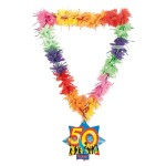 Hawaiikrans tinsels 50 jaar