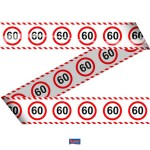 Markeerlint verkeersbord 60 jaar