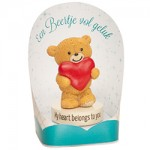 Geluksbeer My heart belongs to you
