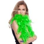 Boa neon groen 180 cm