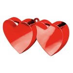 Ballon gewicht Red heart