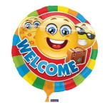Smile Welcome home folieballon