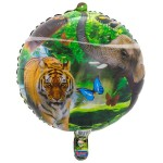 Folieballon safari