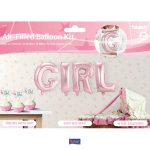 Folie kit GIRL