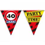 Partyvlaggen 40 jaar