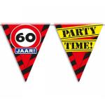 Partyvlaggen 60 jaar