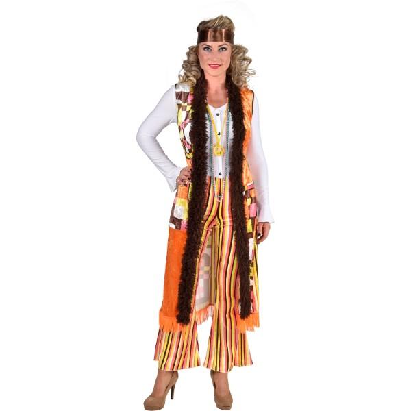Carnavalskleding Xl Dames.Hippie Retro Dames Mt Xl Feestartikelen Bestellen Carnavalskleding
