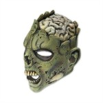 Masker zombie Brain latex