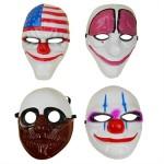 Masker Clown plastic