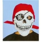 Masker doodskop piraat