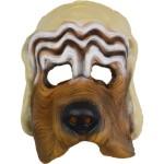 Halfmasker hond