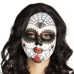 Masker mrs day of the dead