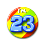 Button I'm 23