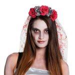 Diadeem Horror bruid