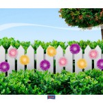 Bloemslinger LED 10x assorti