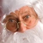 Bril Sinterklaas/Kerstman