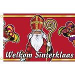 Gevelvlag Sinterklaas