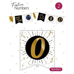 Festive numbers 0