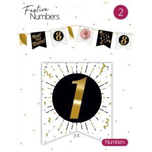 Festive numbers 1